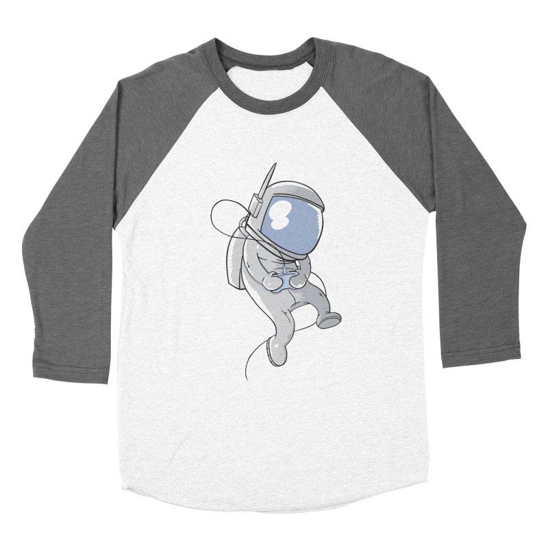how I feel Men's Baseball Triblend T-Shirt by torquatto's Artist Shop
