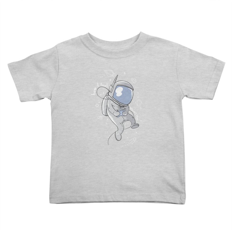 how I feel Kids Toddler T-Shirt by torquatto's Artist Shop