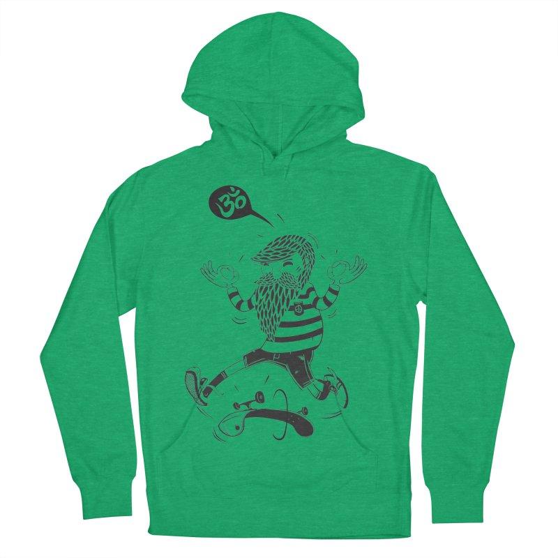 Skate zen Women's Pullover Hoody by torquatto's Artist Shop