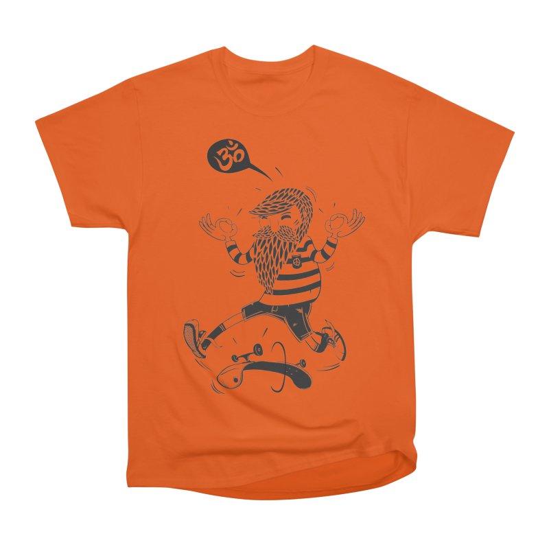 Skate zen Men's Classic T-Shirt by torquatto's Artist Shop