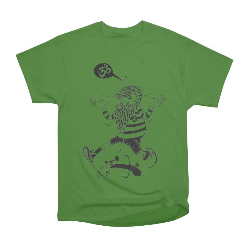 Skate zen Women's Classic Unisex T-Shirt by torquatto's Artist Shop