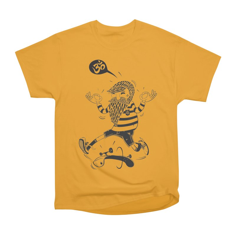 Skate zen Men's Classic T-Shirt by torquatto's Artist Shop