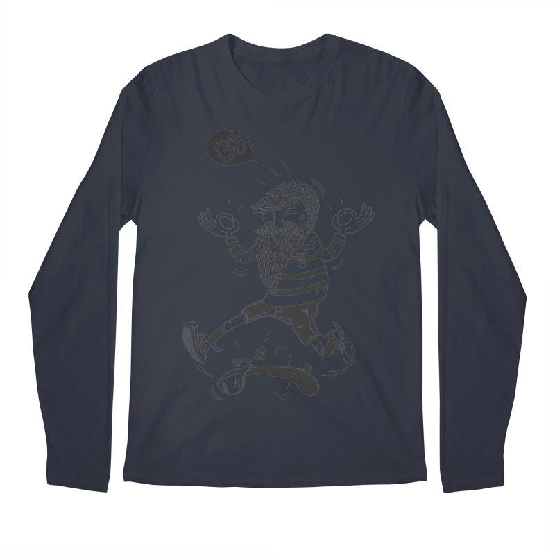 Skate zen Men's Longsleeve T-Shirt by torquatto's Artist Shop