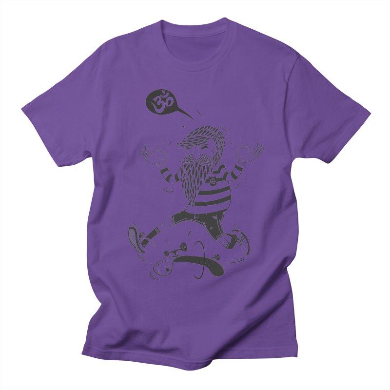 Skate zen Men's T-shirt by torquatto's Artist Shop