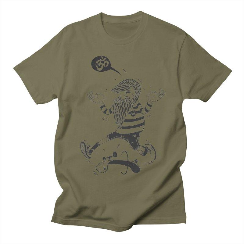 Skate zen Women's Unisex T-Shirt by torquatto's Artist Shop