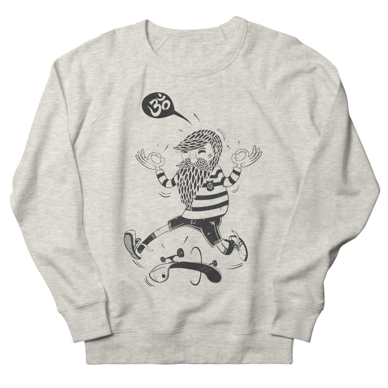 Skate zen Women's Sweatshirt by torquatto's Artist Shop