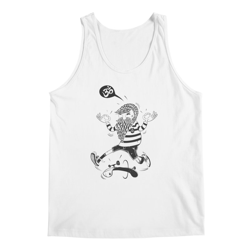 Skate zen Men's Regular Tank by torquatto's Artist Shop