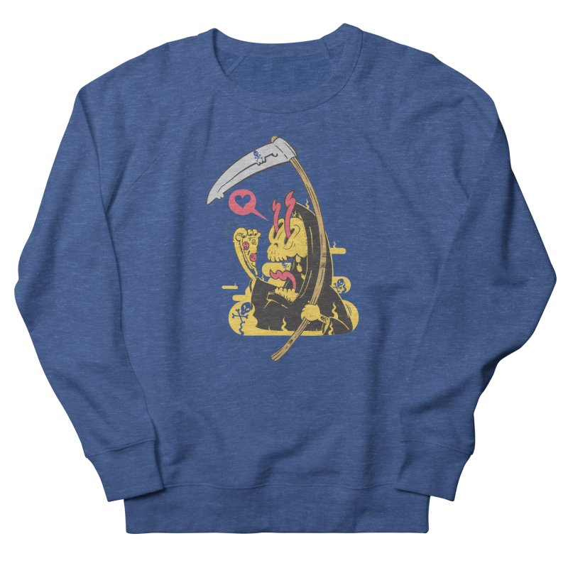 Break to eat Women's French Terry Sweatshirt by torquatto's Artist Shop