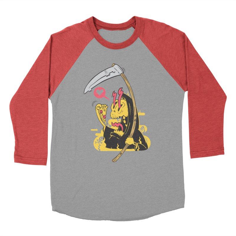 Break to eat Women's Baseball Triblend Longsleeve T-Shirt by torquatto's Artist Shop