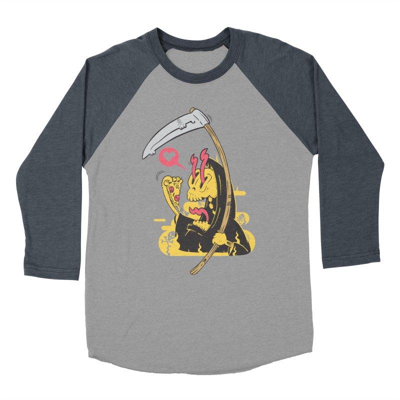 Break to eat Women's Baseball Triblend T-Shirt by torquatto's Artist Shop