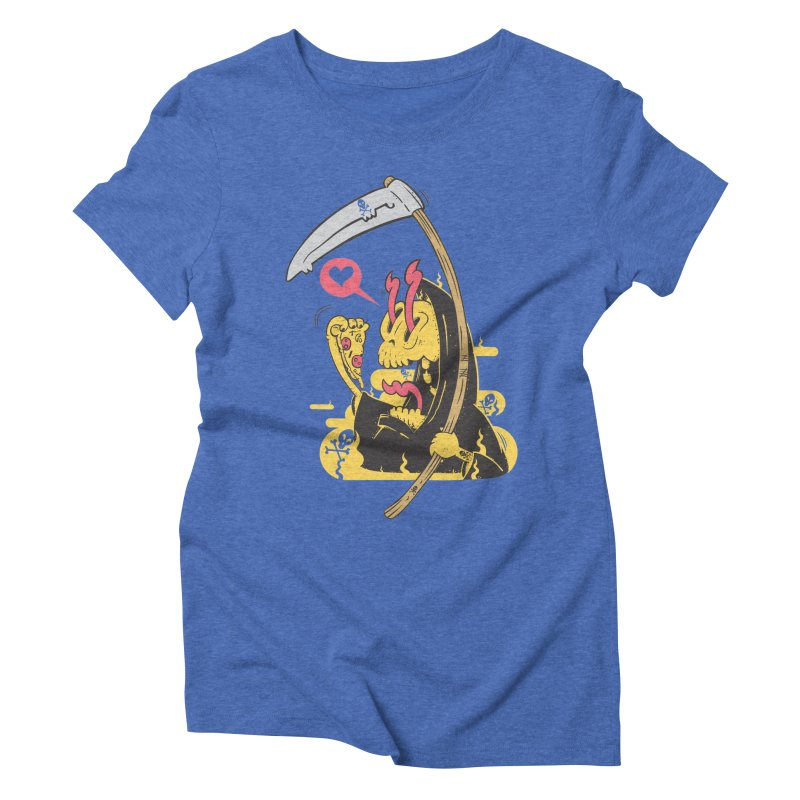 Break to eat Women's Triblend T-Shirt by torquatto's Artist Shop