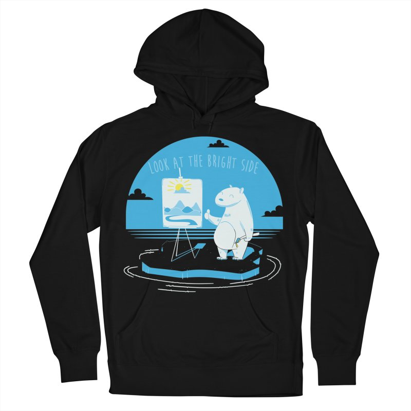 bright side Women's Pullover Hoody by torquatto's Artist Shop