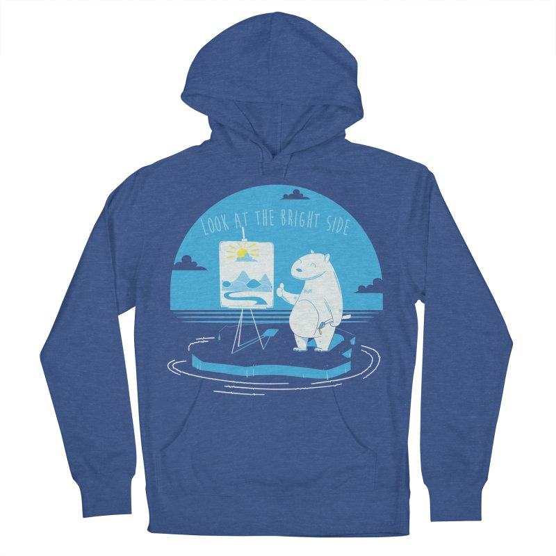 bright side Men's Pullover Hoody by torquatto's Artist Shop
