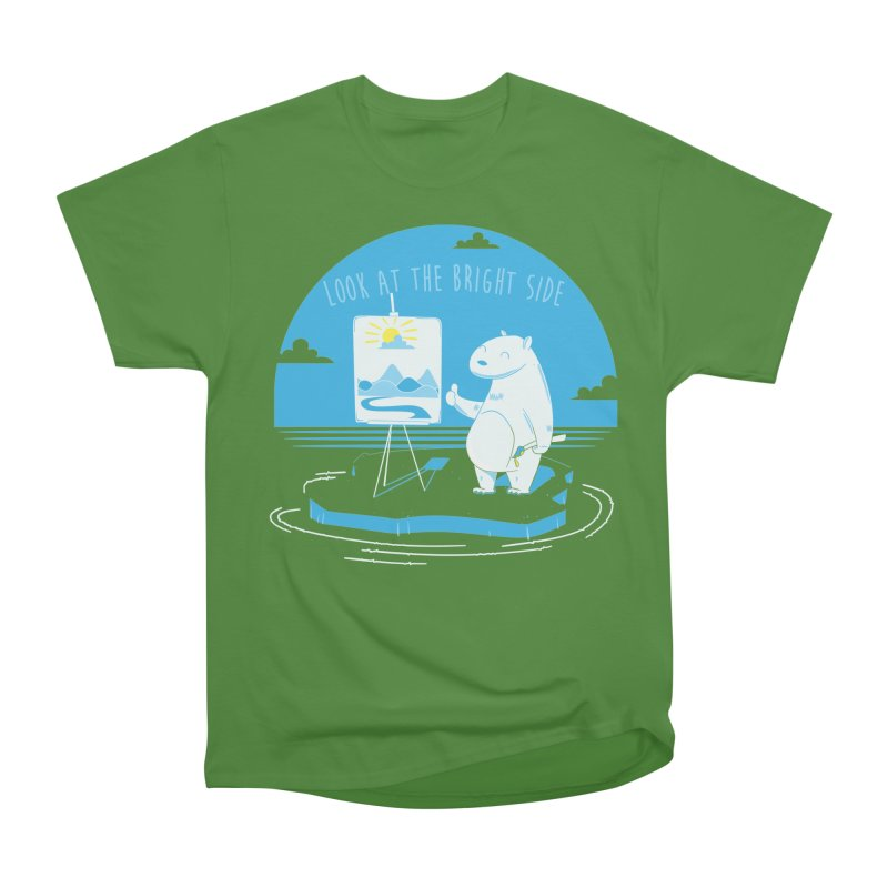 bright side Men's Classic T-Shirt by torquatto's Artist Shop