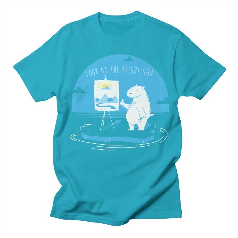 bright side Women's Unisex T-Shirt by torquatto's Artist Shop