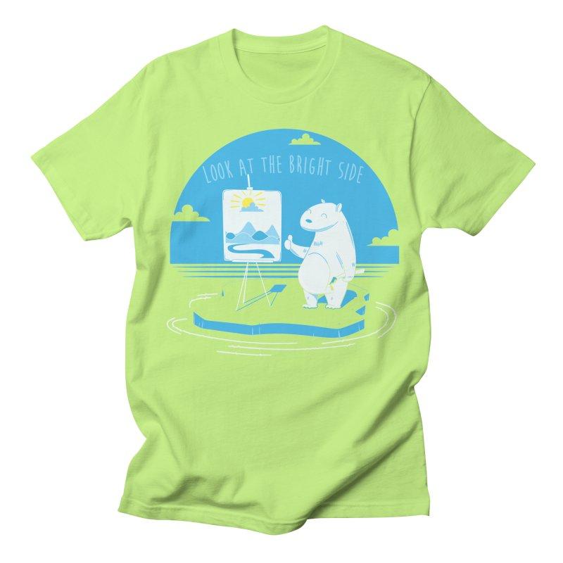 bright side Men's T-Shirt by torquatto's Artist Shop