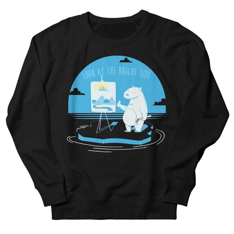 bright side Men's Sweatshirt by torquatto's Artist Shop