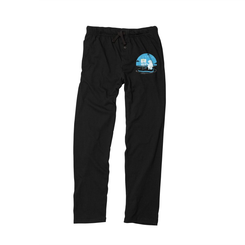 bright side Men's Lounge Pants by torquatto's Artist Shop