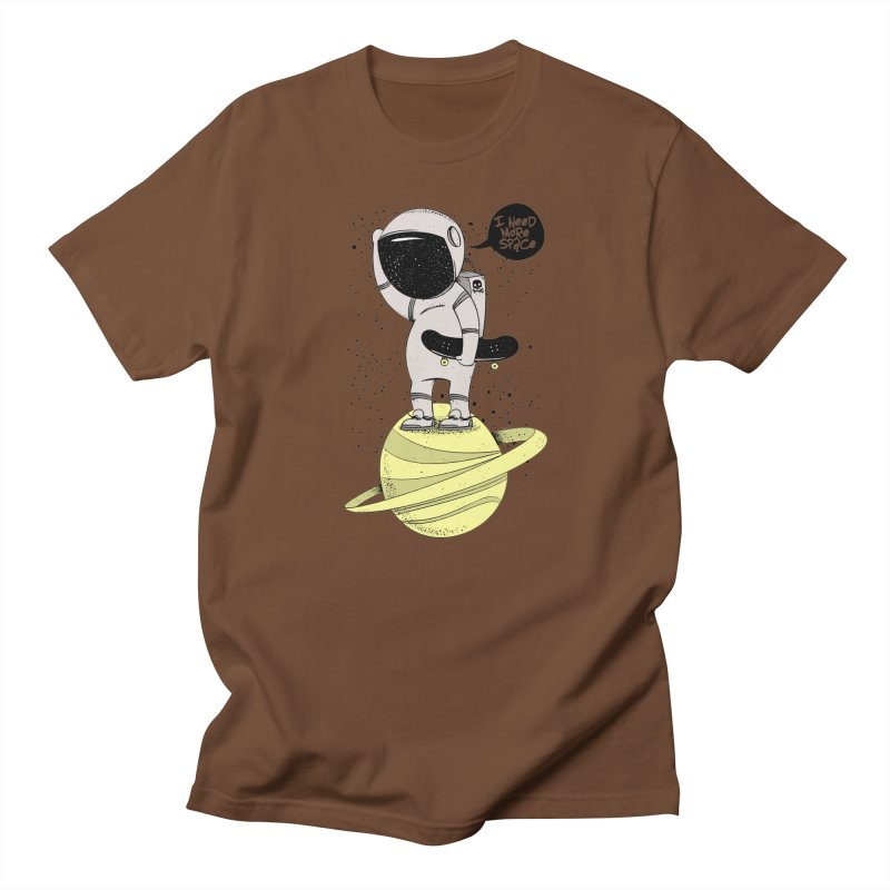 Astro Skate 1 Women's Unisex T-Shirt by torquatto's Artist Shop
