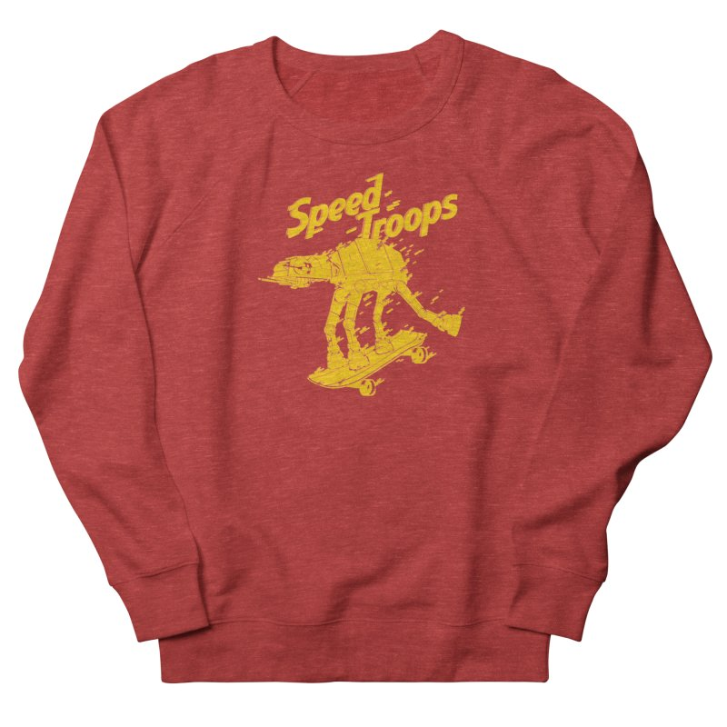 Speed Troops 1 Women's Sweatshirt by torquatto's Artist Shop