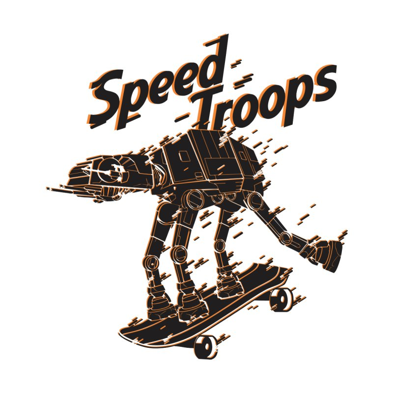 Speed Troops 2 by torquatto's Artist Shop