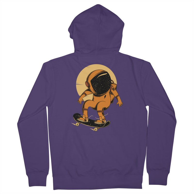 Sun trip Women's French Terry Zip-Up Hoody by torquatto's Artist Shop