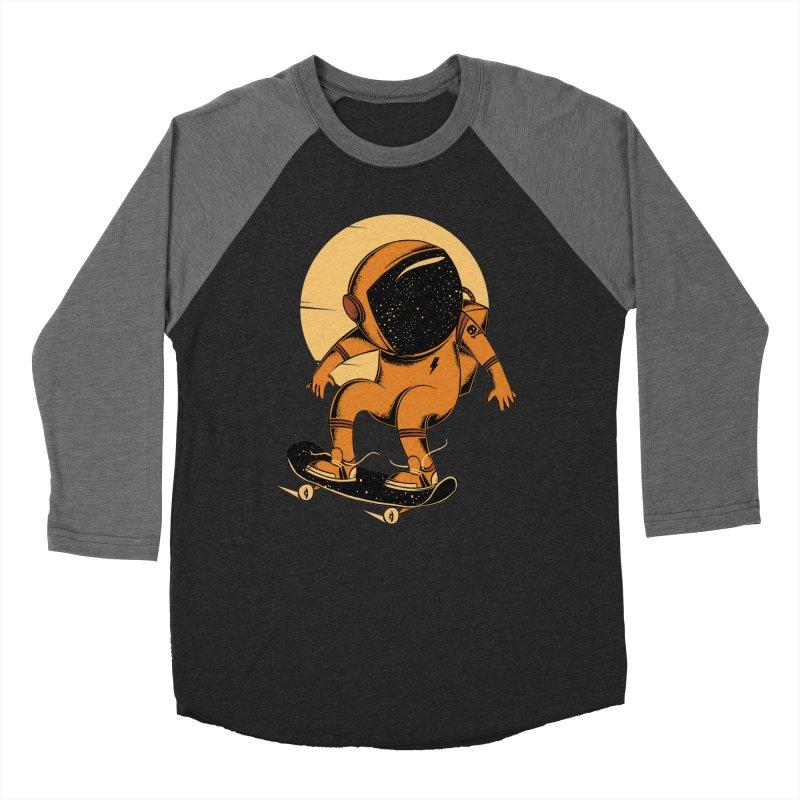 Sun trip Women's Baseball Triblend Longsleeve T-Shirt by torquatto's Artist Shop