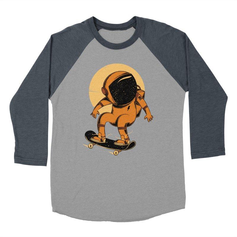 Sun trip Women's Baseball Triblend T-Shirt by torquatto's Artist Shop