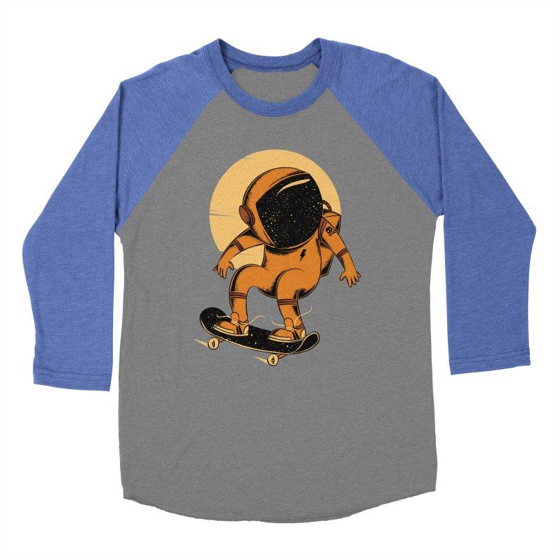 Sun trip Men's Baseball Triblend T-Shirt by torquatto's Artist Shop