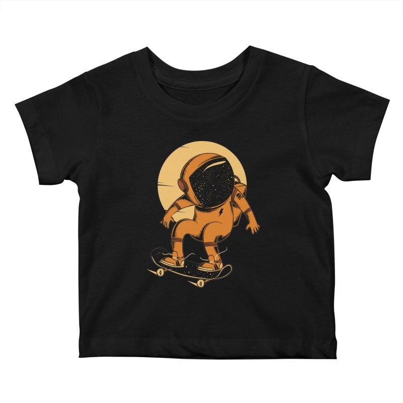 Sun trip Kids Baby T-Shirt by torquatto's Artist Shop