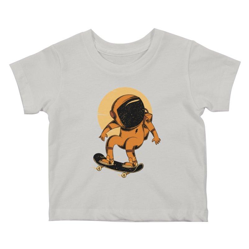 Sun trip Kids Baby T-Shirt by torquatto's Artist Shop