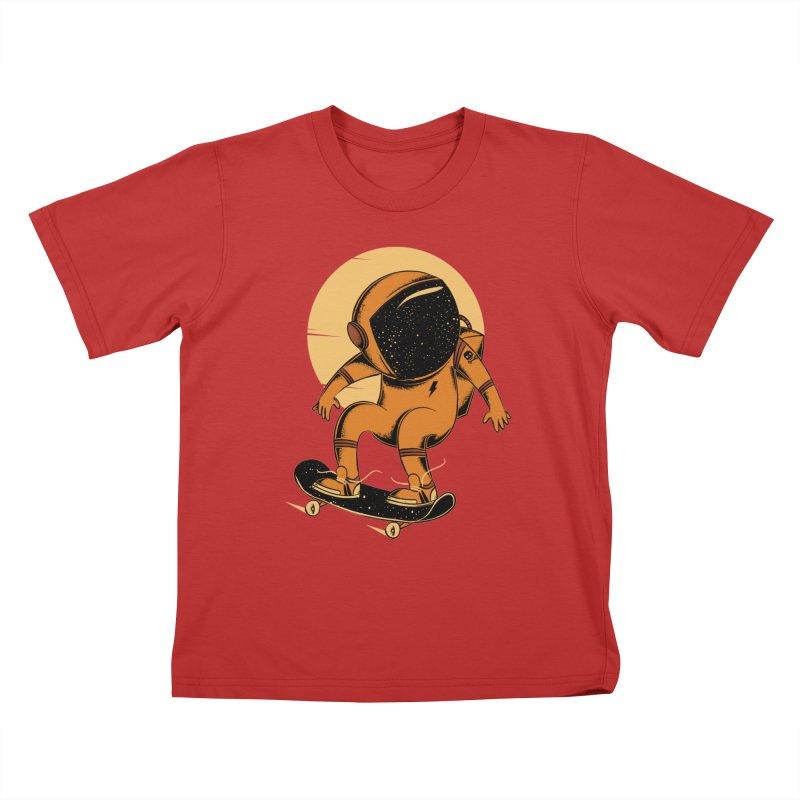 Sun trip Kids T-Shirt by torquatto's Artist Shop