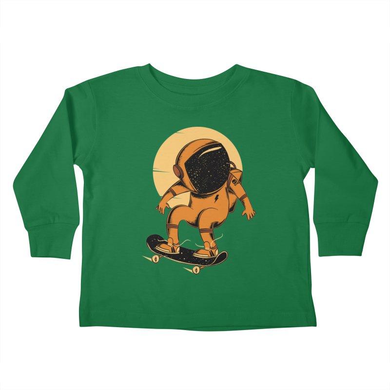 Sun trip Kids Toddler Longsleeve T-Shirt by torquatto's Artist Shop