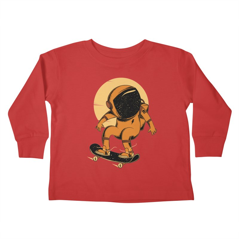 Sun trip Kids Toddler Longsleeve T-Shirt by torquatto's Artist Shop