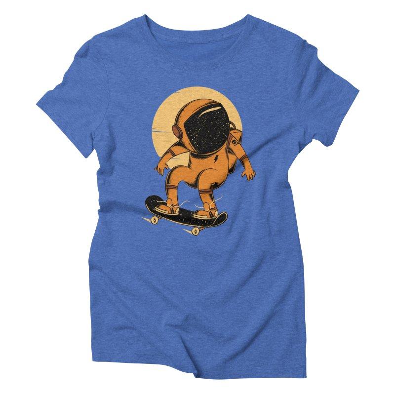 Sun trip Women's Triblend T-Shirt by torquatto's Artist Shop