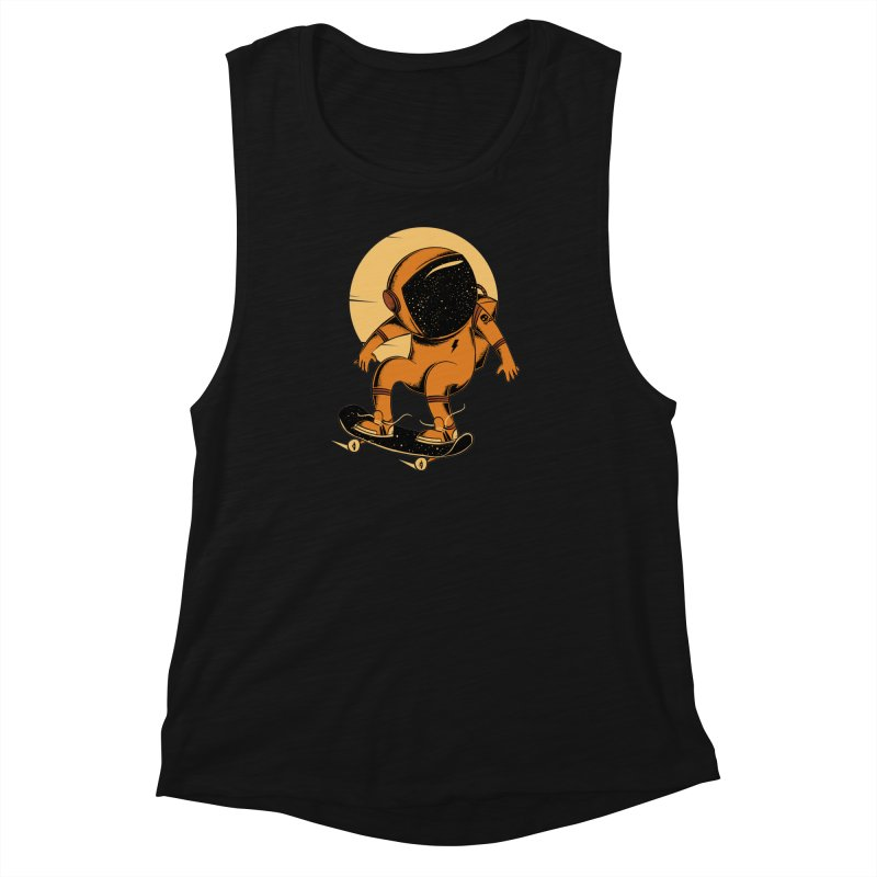 Sun trip Women's Muscle Tank by torquatto's Artist Shop