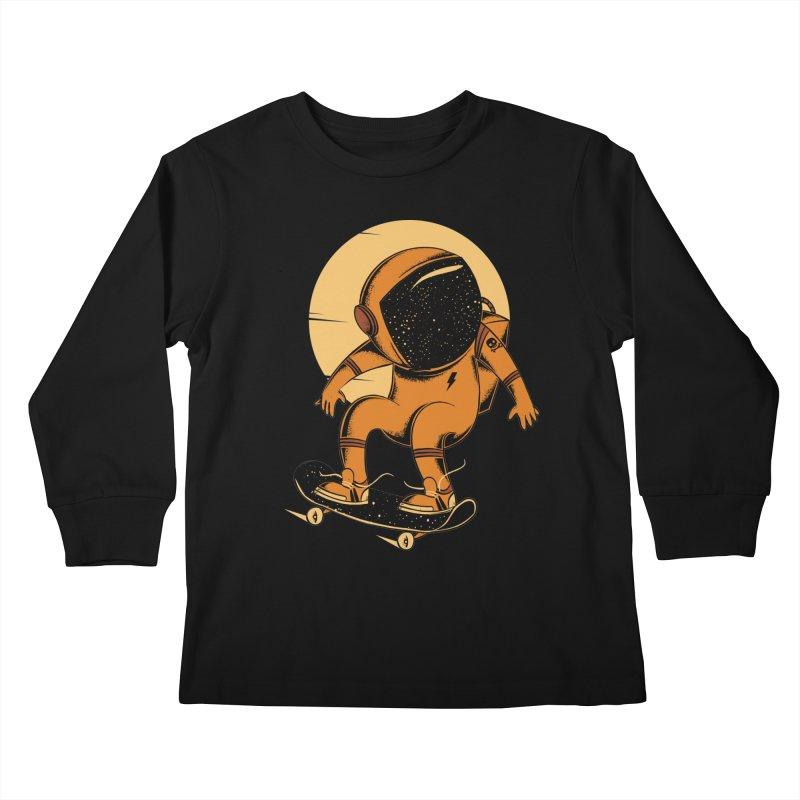 Sun trip Kids Longsleeve T-Shirt by torquatto's Artist Shop