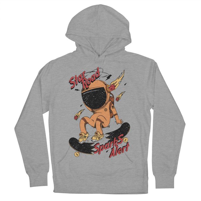 Spark Alert Women's Pullover Hoody by torquatto's Artist Shop