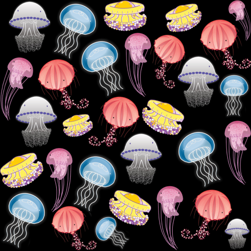 Jellyfishes-Of-The-Mediterranean-Sea
