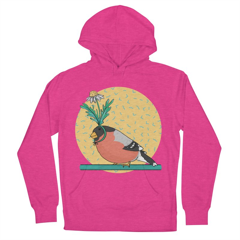 Bird of a feather Women's French Terry Pullover Hoody by Tostoini