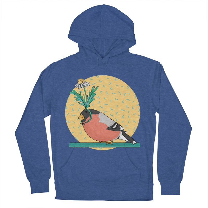 Bird of a feather Men's French Terry Pullover Hoody by Tostoini