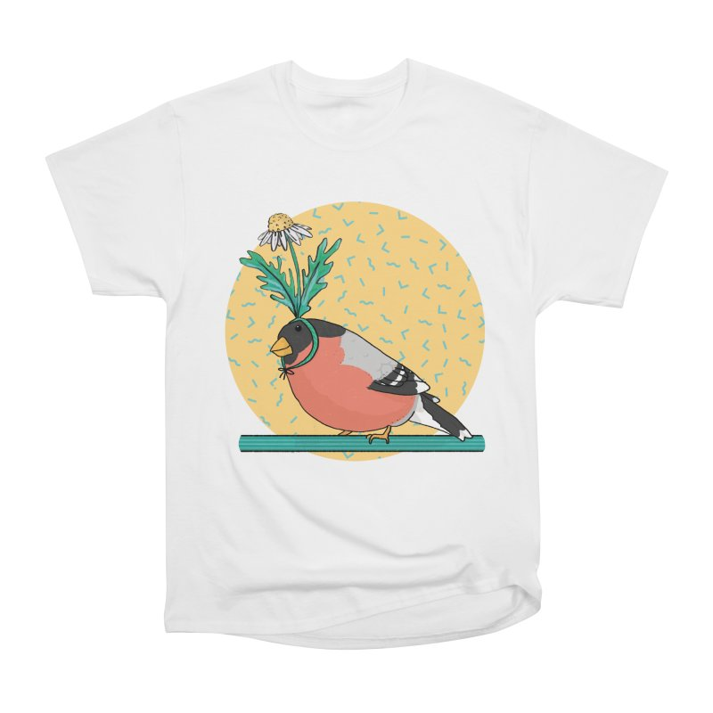 Bird of a feather Men's Heavyweight T-Shirt by Tostoini
