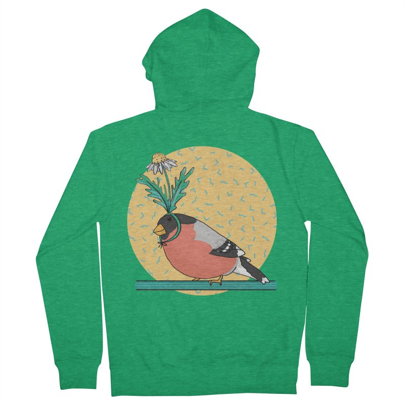 Bird of a feather Women's Zip-Up Hoody by Tostoini