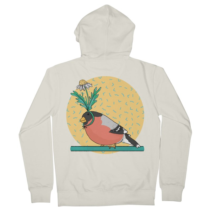 Bird of a feather Women's French Terry Zip-Up Hoody by Tostoini