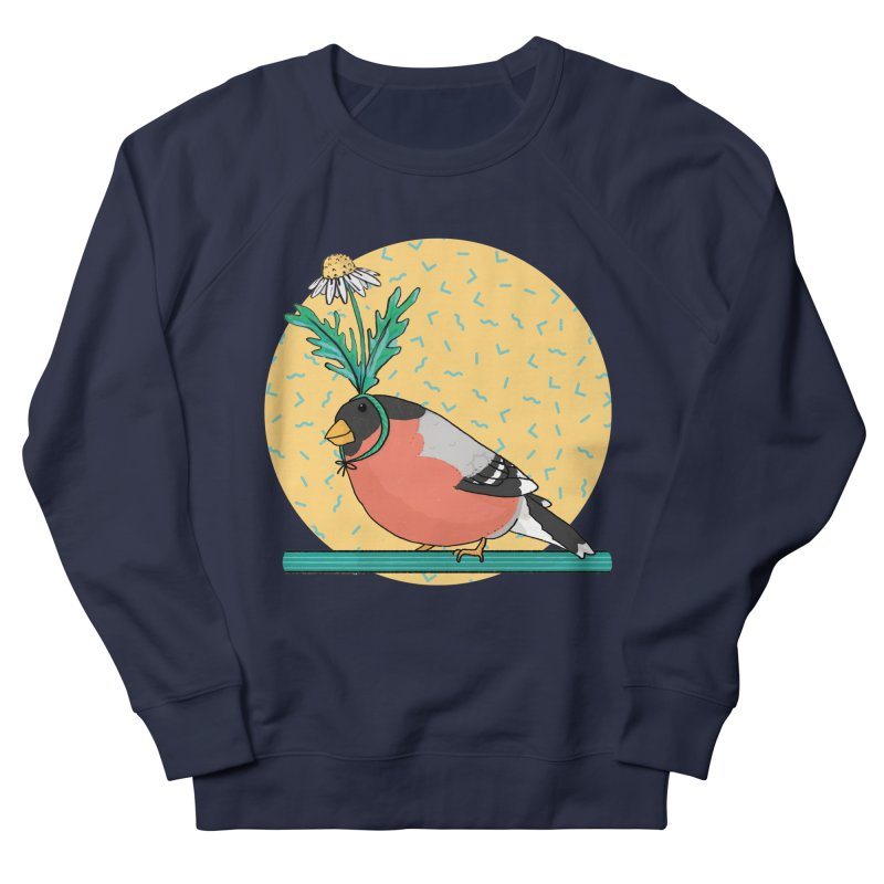 Bird of a feather Women's French Terry Sweatshirt by Tostoini