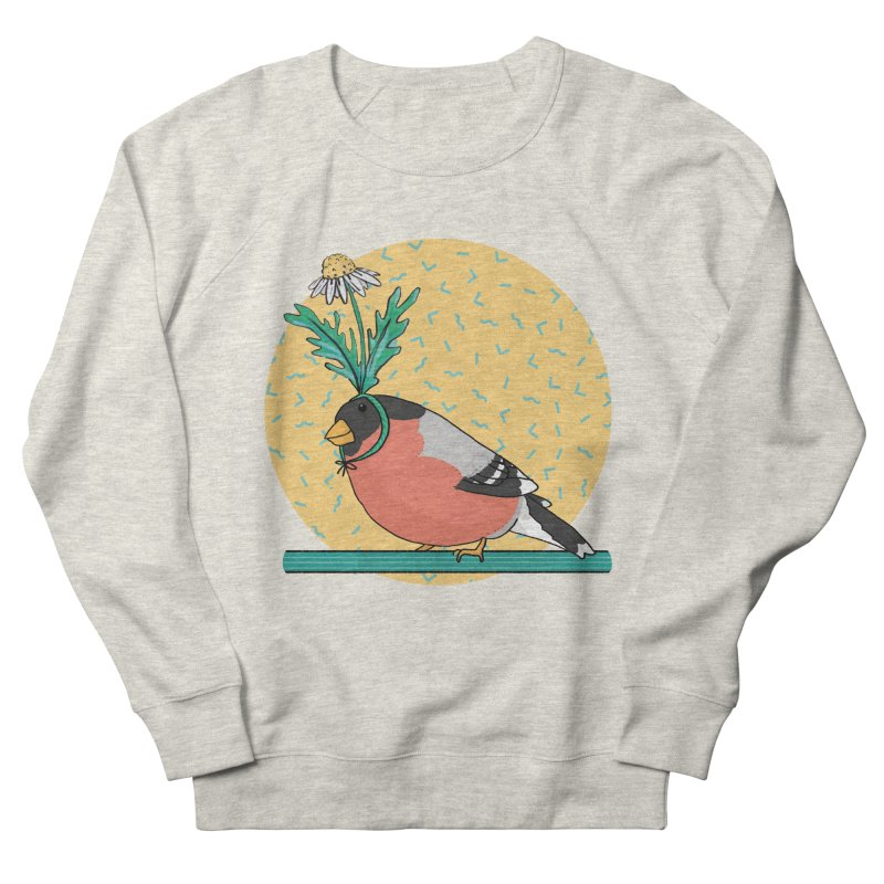 Bird of a feather Men's French Terry Sweatshirt by Tostoini