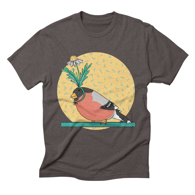 Bird of a feather Men's Triblend T-Shirt by Tostoini