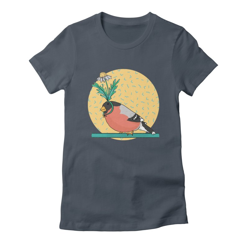 Bird of a feather Women's T-Shirt by Tostoini