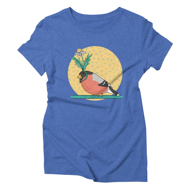 Bird of a feather Women's Triblend T-Shirt by Tostoini
