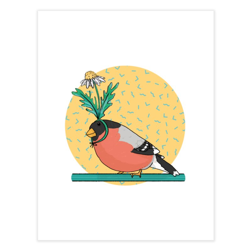 Bird of a feather Home Fine Art Print by Tostoini